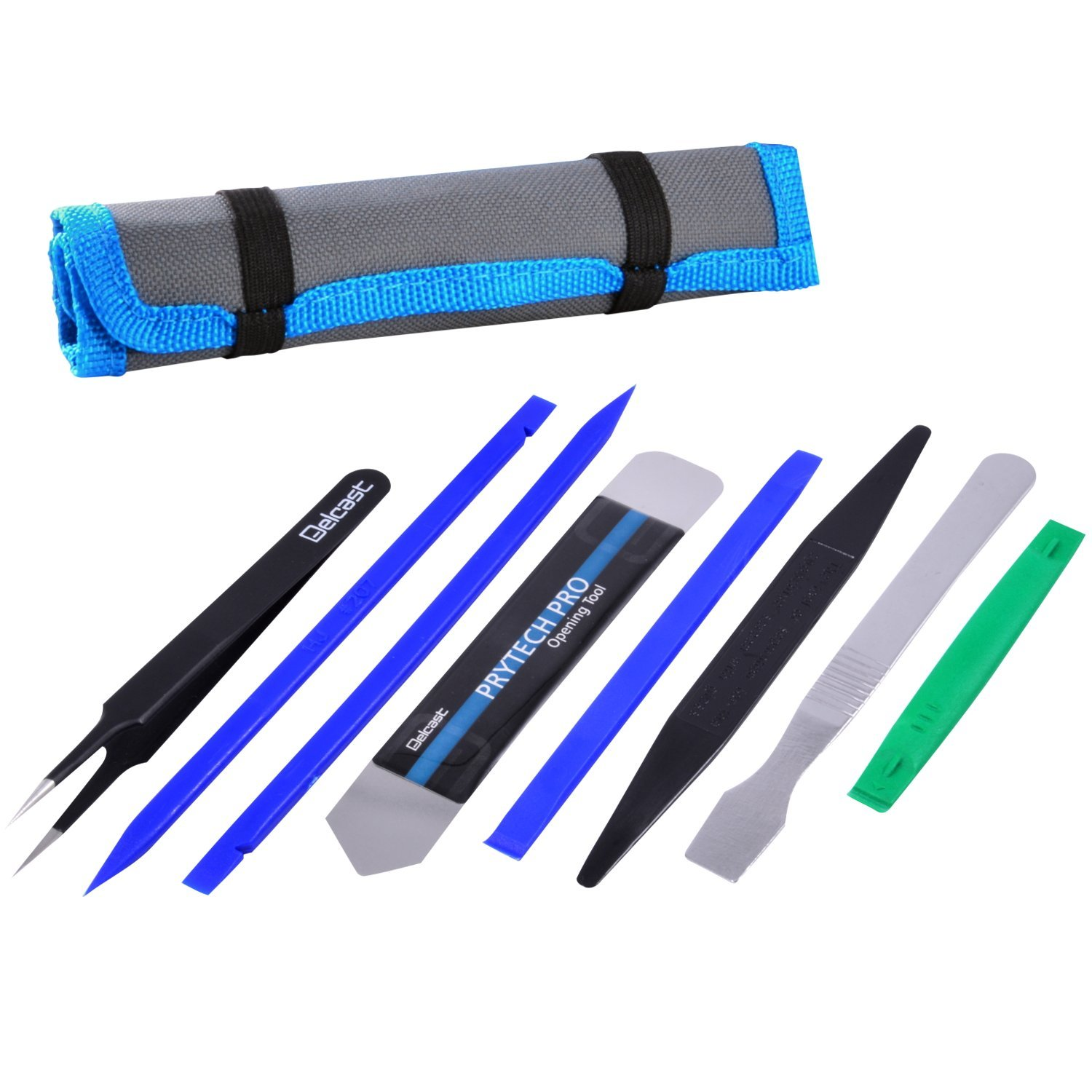 5X Plastic prying tools pair opening tools foe cellphone electronic repair to ME