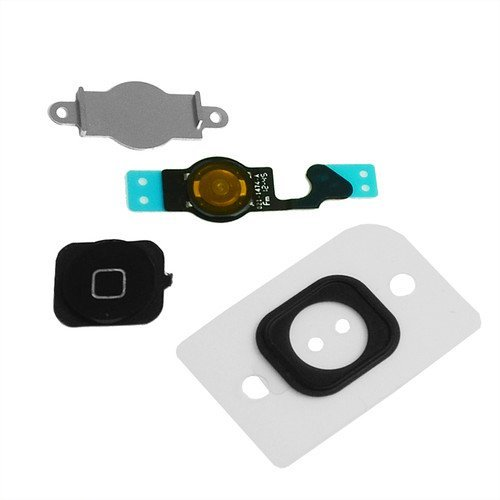 Generic Black IPhone 5 5s SE 5 5c Home Button Assembly